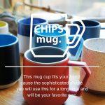 chips' mug