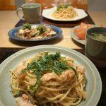 【スタッフのBLOG】 セラドングリーンのお皿とマグカップ