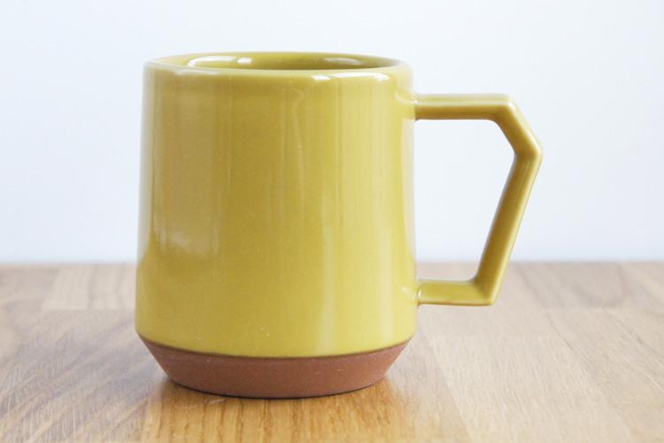 Chips Mug Mustard