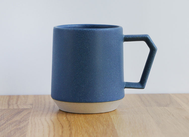 Chips Mug Sand Blue