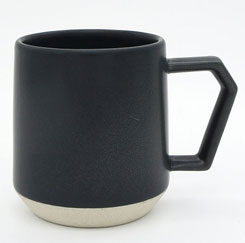 CHIPS MUG MAT black [No.C001bk]