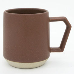 CHIPS MUG MAT sand-brown [No.C001br]