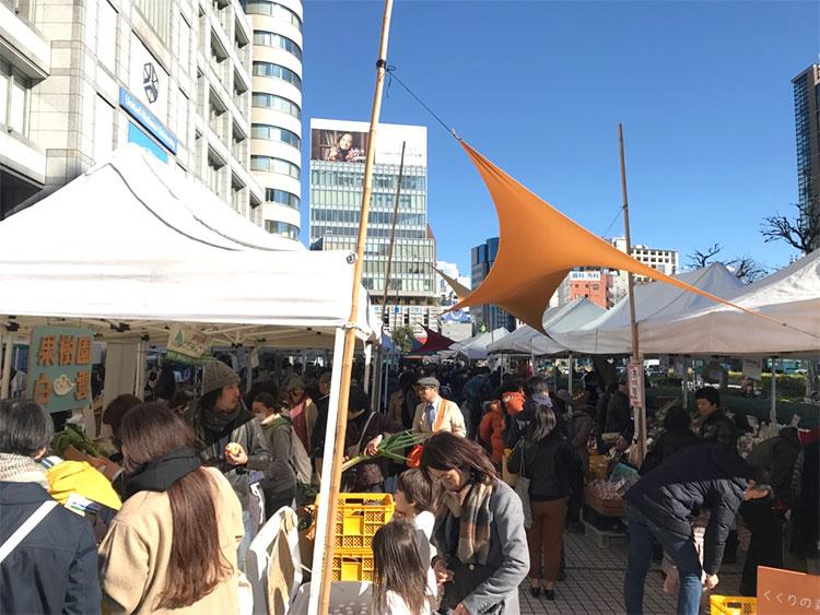 青山ファーマーズマーケット・アンティークマーケット