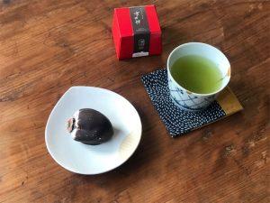 信州里の菓工房のフリュイショコラ 市田柿