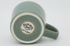 Celadon Green Mug Cup セラドングリーンのマグカップ 裏印