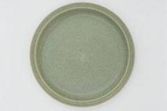 Celadon Green Mug Cup セラドングリーンのプレートL