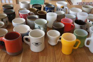 私とみんなのマグカップ