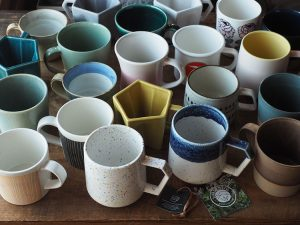 菱沼未央さんのマグカップ