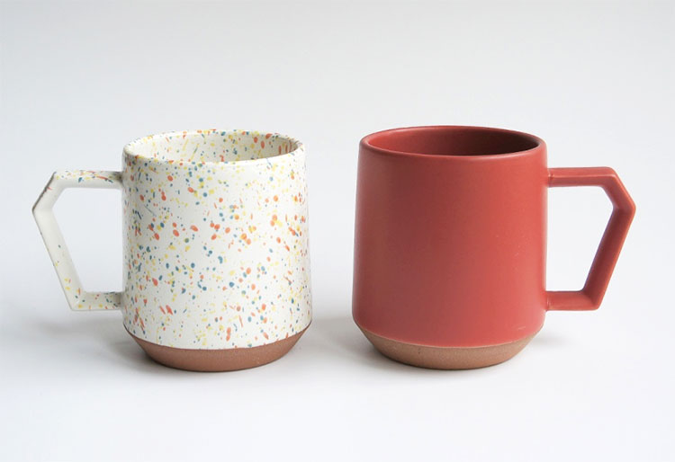 Chips Mugの新色 赤