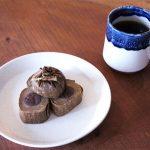 【おいしいお菓子】笹屋伊織のどら焼きをいただきました。
