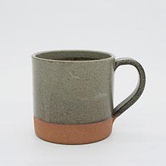 Bricks Gray Mug Cup  ブリックスグレーマグカップ