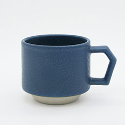Chips Stack Mug Mat Sand-Blue