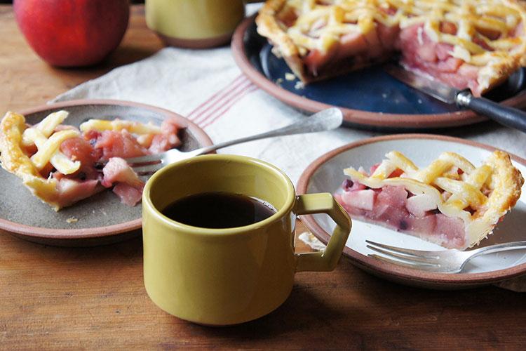 CHIPS stack mug. SOLID COLOR Mustard [No.CS009]