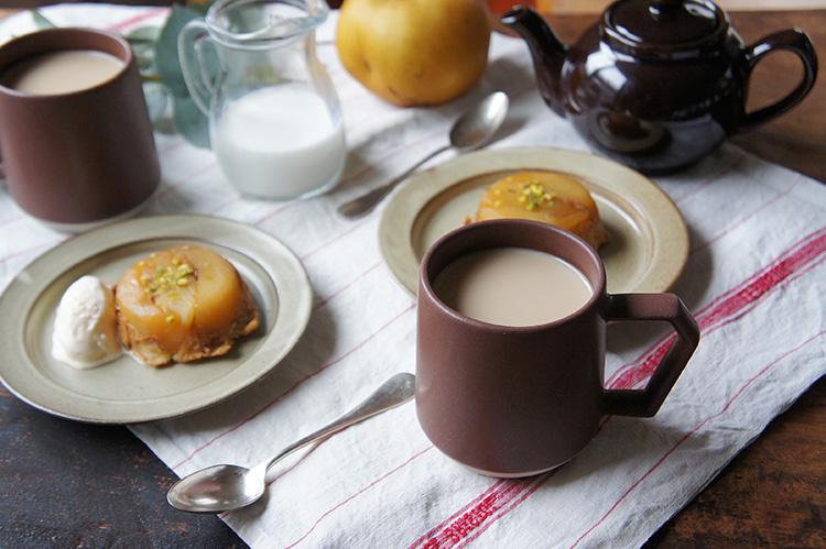 秋色のマグカップ