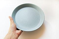 カフェプレート ブルー M Cafe Plate Blue M