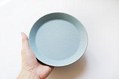 カフェプレート ブルー S Cafe Plate Blue S