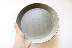 カフェプレート グレー M Cafe Plate Gray M