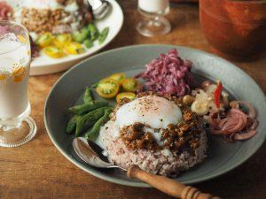 Cafe Plate M Gray カフェプレート M グレー