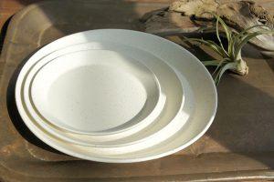 Cafe Plate White カフェプレート ホワイト