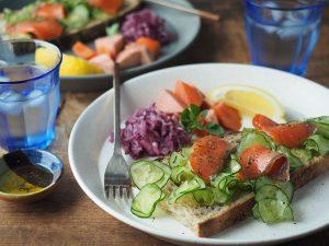 カフェプレート Cafe Plate