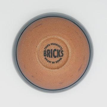 Bricks Navy Bowl ブリックス ネイビー ボウル 裏印