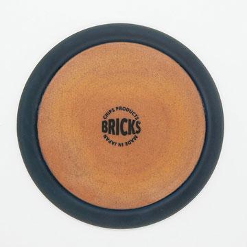 Bricks Navy Plate S ブリックス ネイビー プレートS