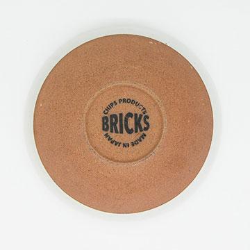 Bricks White Bowl ブリックス ホワイト ボウル 裏印