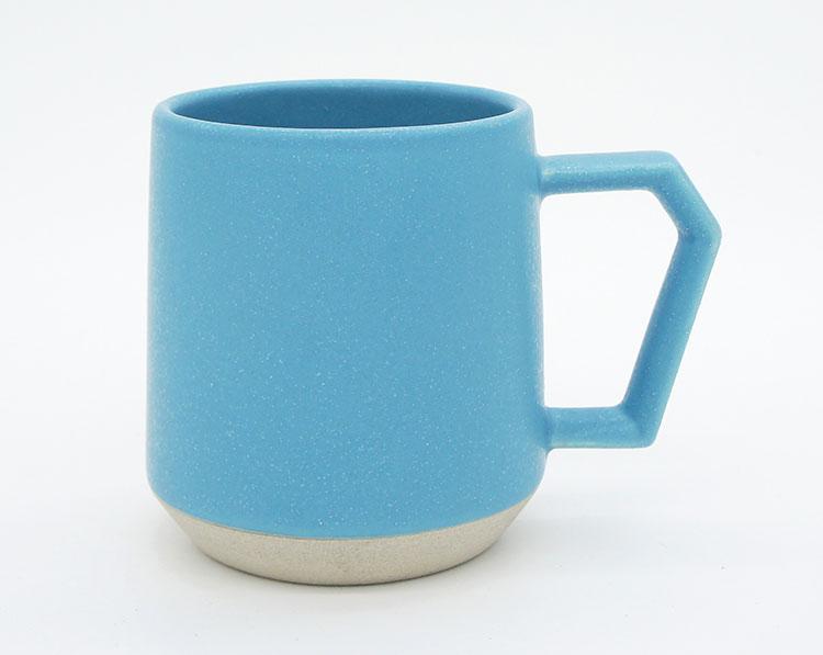 CHIPS MUG MAT sand-turquoise [No.C001tq]
