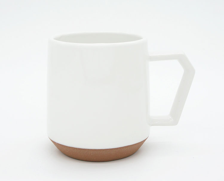 CHIPS MUG SOLID COLOR white [No.C008]