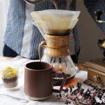 【スタッフのBlog】ドリップコーヒーで、ゆったりとした週末。