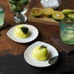 【スタッフのBlog】柚子のお饅頭とカーブチーのホットドリンク。