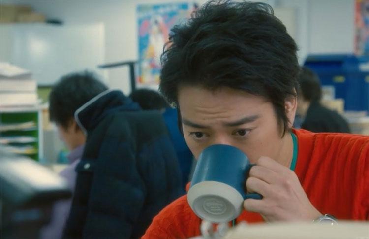 ドラマでChips Mugが使われていました。