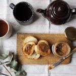 【スタッフのBlog】紅茶クリームでティーブレイク。