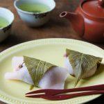 【スタッフのBlog】春の和菓子で、春を先取り。