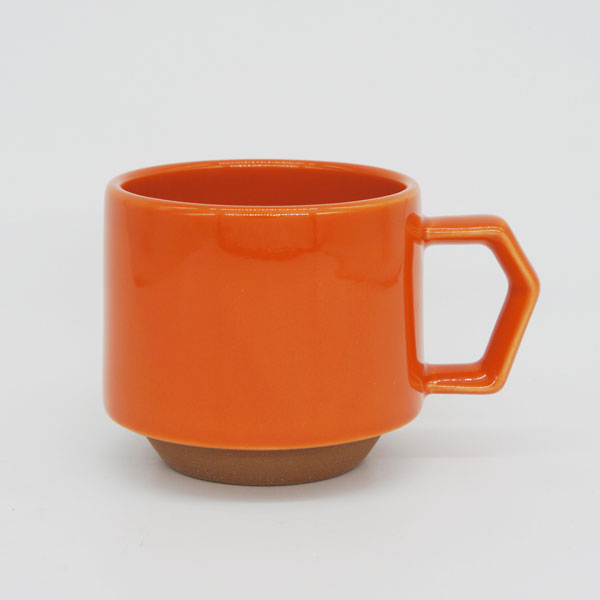 CHIPS stack mug. SOLID COLOR orange [No.CS011]