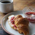 BRICKSで朝食を。