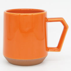 CHIPS MUG SOLID COLOR orange [No.C011]