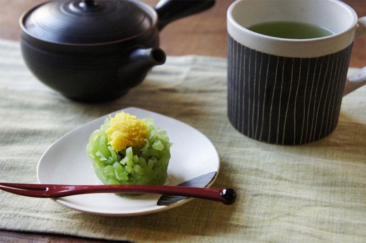 菜の花(和菓子)