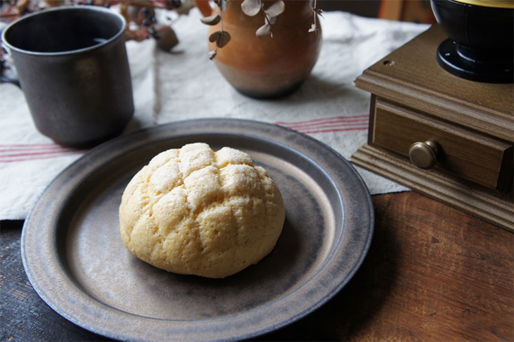 Ancient Potteryとメロンパン