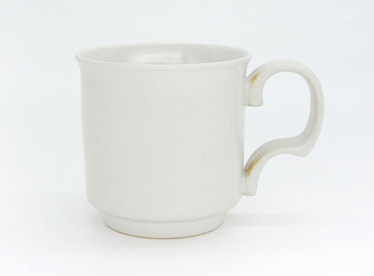 Ancient Pottery White Mug Cup - エンシェントポタリー ホワイト マグカップ
