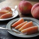 【スタッフのBlog】おいしい桃とAncient Pottery。