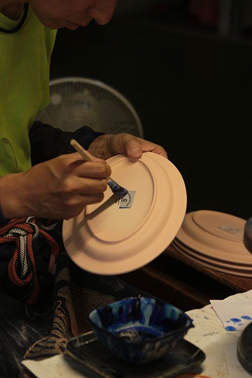 山功高木製陶