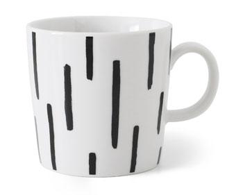 Soroi Draw Dots Mug Cup