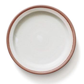 Soroi Daylight Rim Plate M White