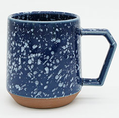 CHIPS MUG SPLASH navy-white [No.C002nw]