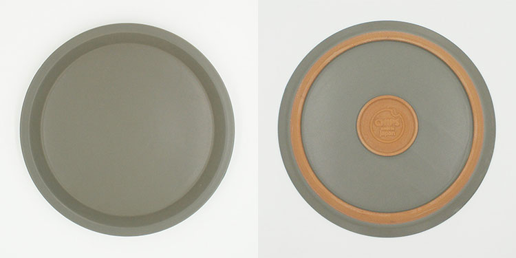 CHIPS plate. MAT Gray [NoCP001gy]