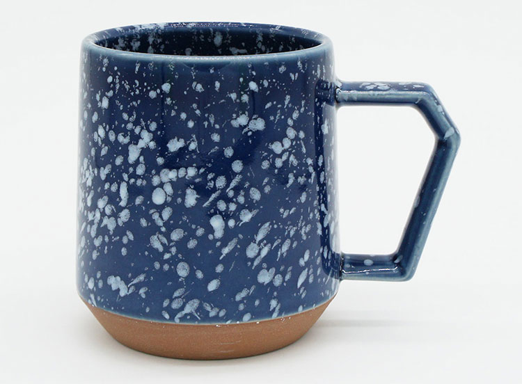 No.C002nw CHIPS MUG SPLASH <NAVY-WHITE>