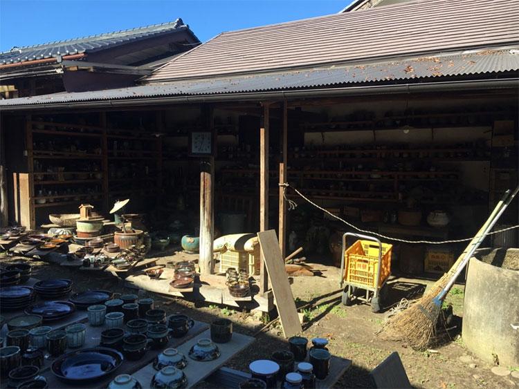 益子陶器市18