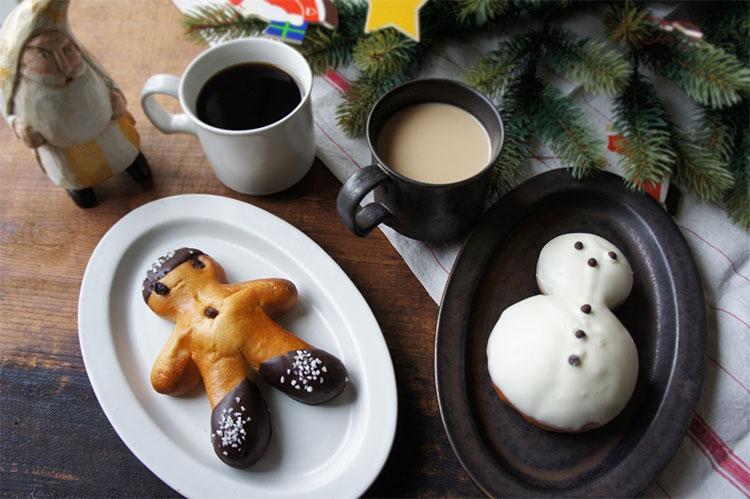 Ancient Potteryとクリスマスデコレーション