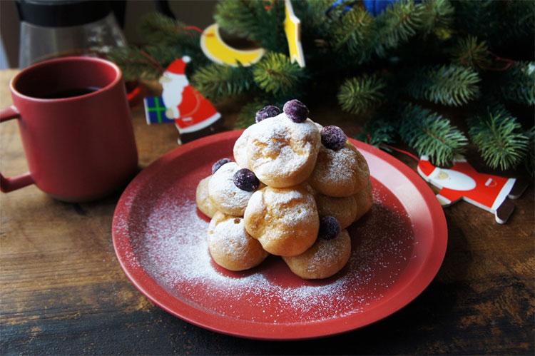 Chips Plateとクリスマス